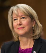 Image of UA Peace Corps Director Carrie Hessler Radelet
